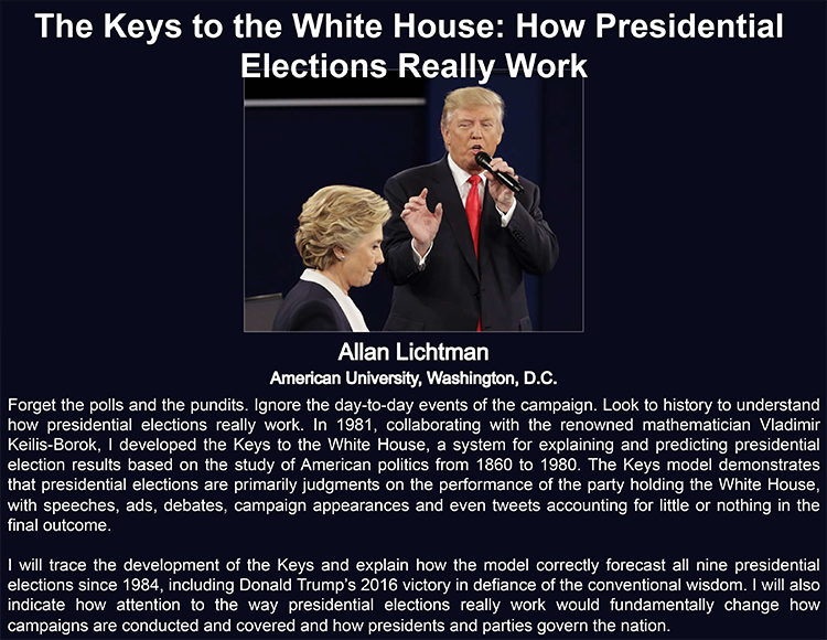 The Keys to the White House: How Presidential Elections Really Work